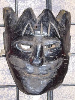 Unknown Mask wt Crown